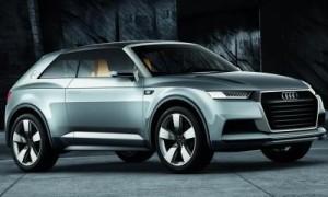 Q6 e-tron krossover Audi